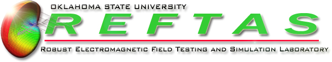 Logo - Robust Electromagnetic Field Testing & Simulation Lab